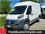 2018 ProMaster 2500 High Roof FWD,  Empty Cargo Van #18RL161 - photo 1