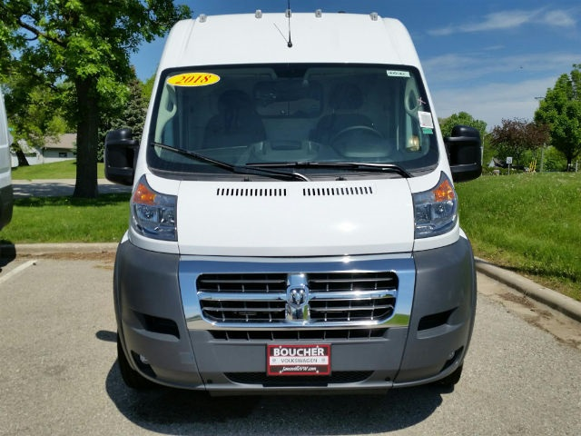2018 ProMaster 2500 High Roof FWD,  Empty Cargo Van #18RL162 - photo 4