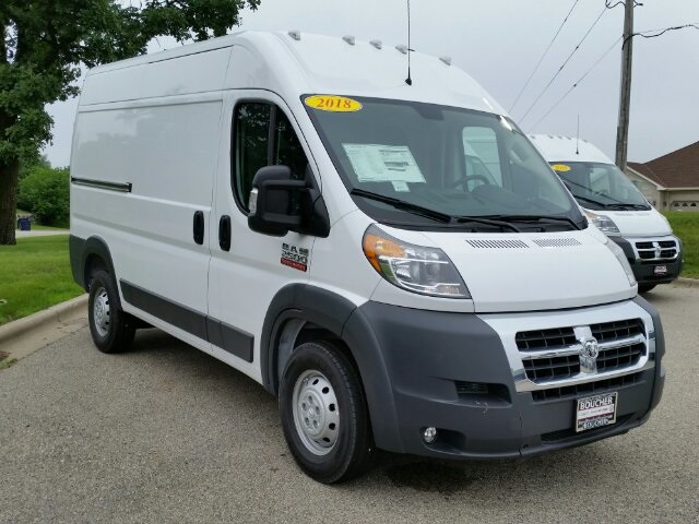2018 ProMaster 2500 High Roof FWD,  Empty Cargo Van #18RL164 - photo 3