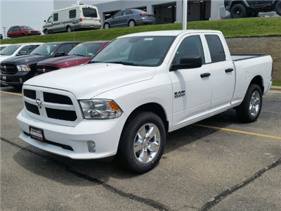 2018 Ram 1500 Quad Cab 4x4,  Pickup #18RL175 - photo 1