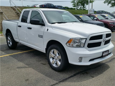 2018 Ram 1500 Quad Cab 4x4,  Pickup #18RL175 - photo 3