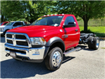 2018 Ram 5500 Regular Cab DRW 4x4,  Cab Chassis #18RL181 - photo 1