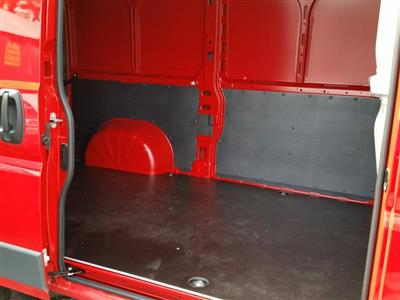 2018 ProMaster 1500 High Roof FWD,  Empty Cargo Van #18RL201 - photo 11