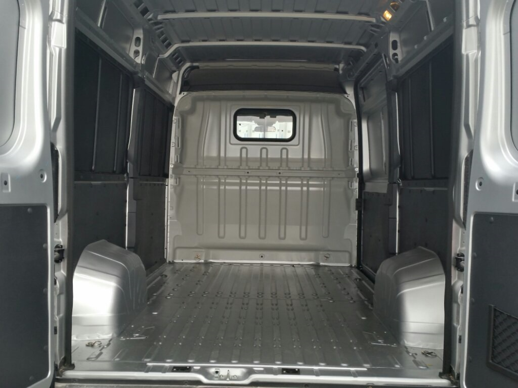 2018 ProMaster 1500 High Roof FWD,  Empty Cargo Van #18RL218 - photo 2