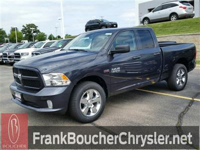 2018 Ram 1500 Quad Cab 4x4,  Pickup #18RL220 - photo 1