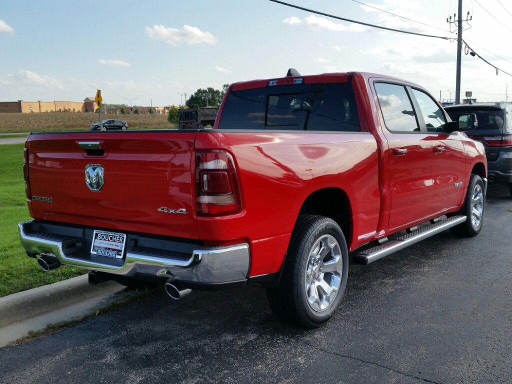 2019 Ram 1500 Crew Cab 4x4,  Pickup #19RL058 - photo 2