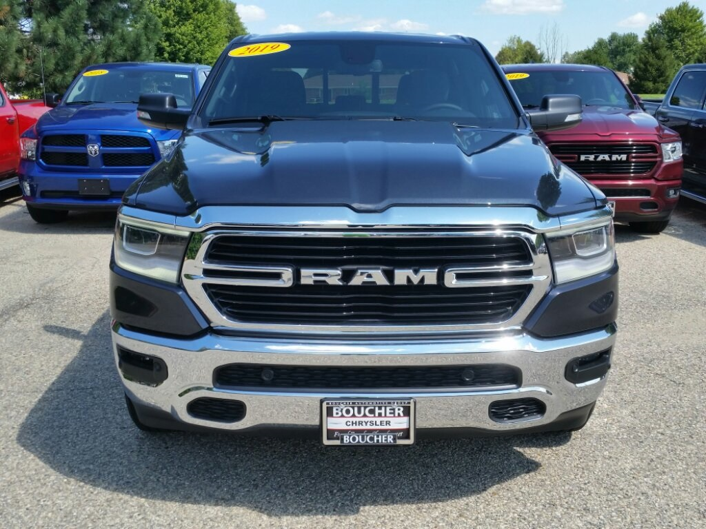 2019 Ram 1500 Crew Cab 4x4,  Pickup #19RL059 - photo 5