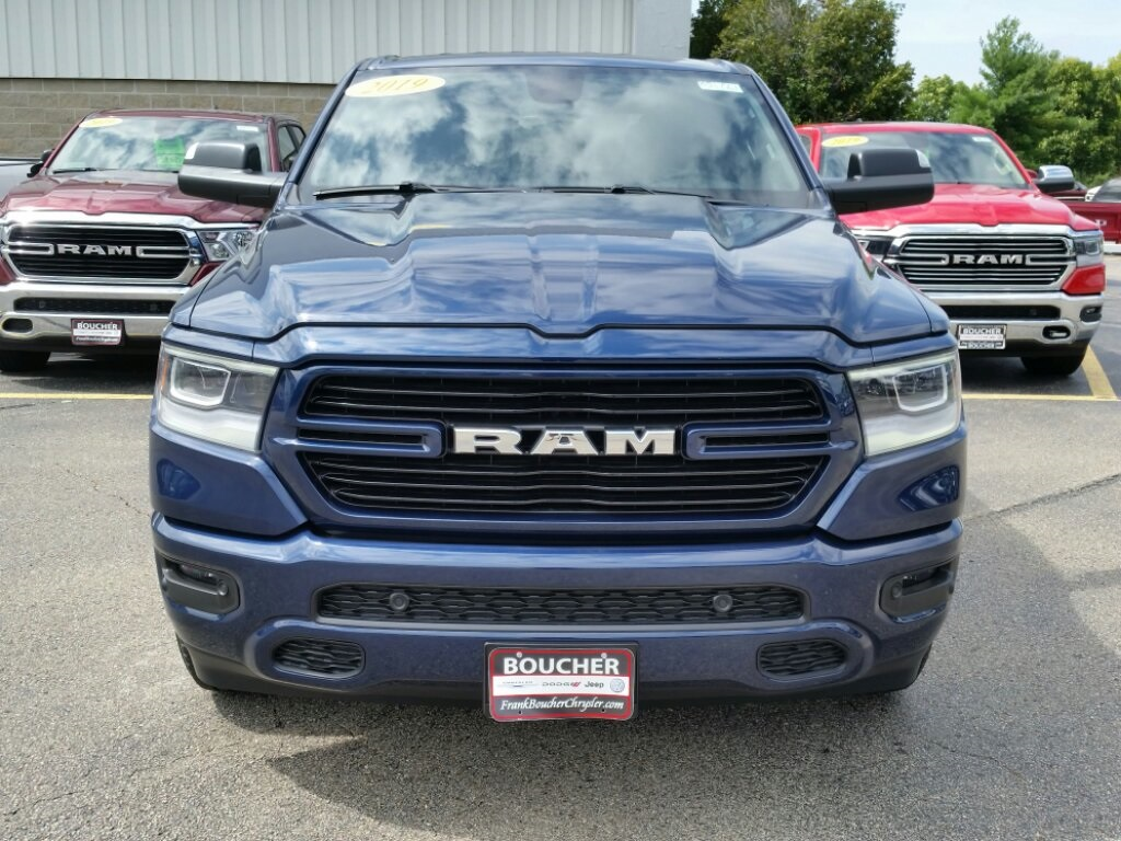 2019 Ram 1500 Crew Cab 4x4,  Pickup #19RL061 - photo 4