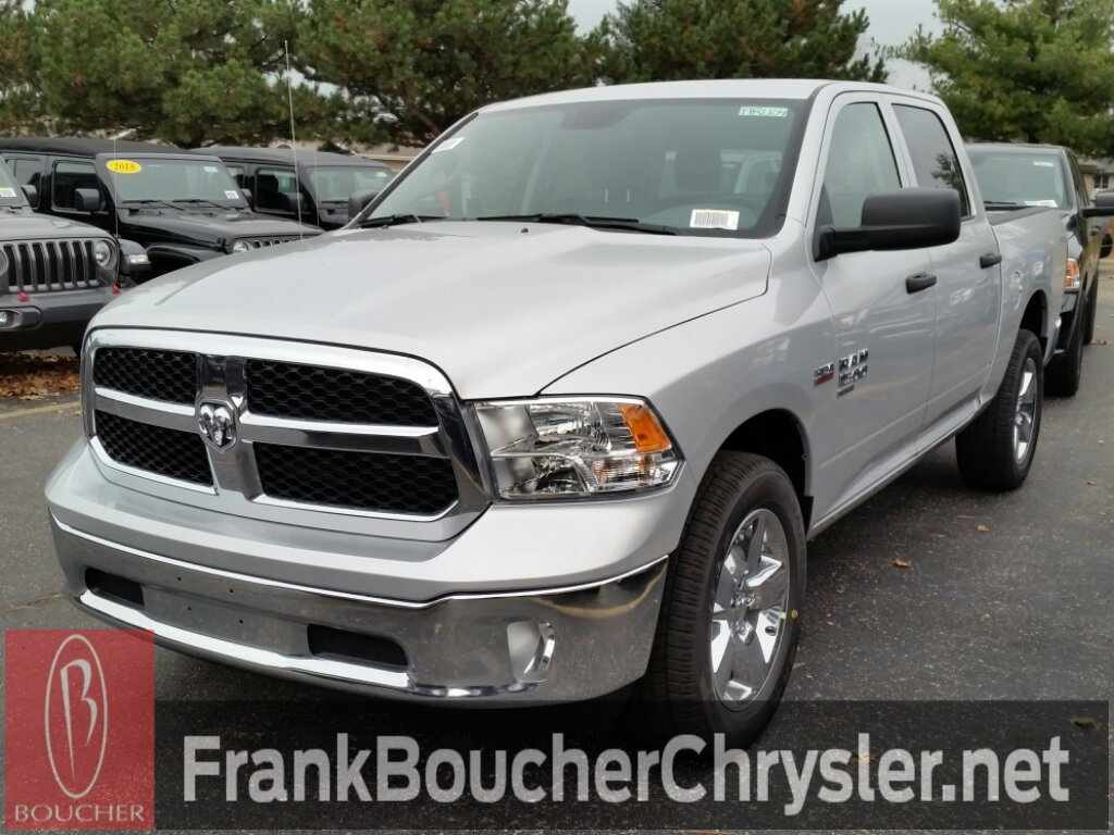 2019 Ram 1500 Crew Cab 4x4,  Pickup #19RL104 - photo 1