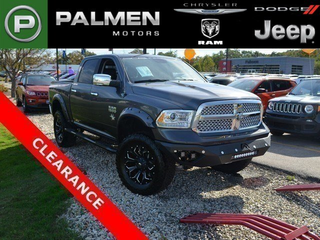 2017 Ram 1500 Crew Cab 4x4,  Pickup #M17729 - photo 1