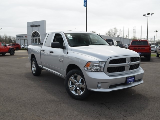 2018 Ram 1500 Quad Cab 4x4, Pickup #M181011 - photo 1