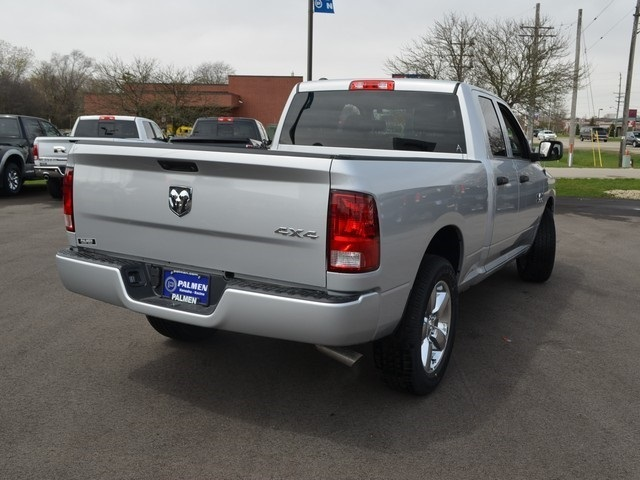 2018 Ram 1500 Quad Cab 4x4, Pickup #M181011 - photo 2