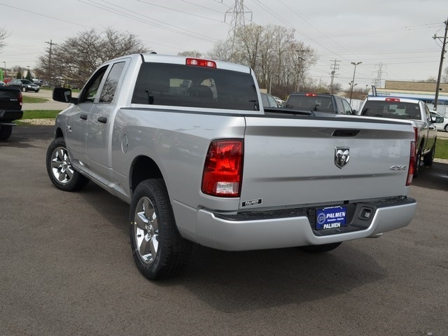 2018 Ram 1500 Quad Cab 4x4, Pickup #M181011 - photo 6
