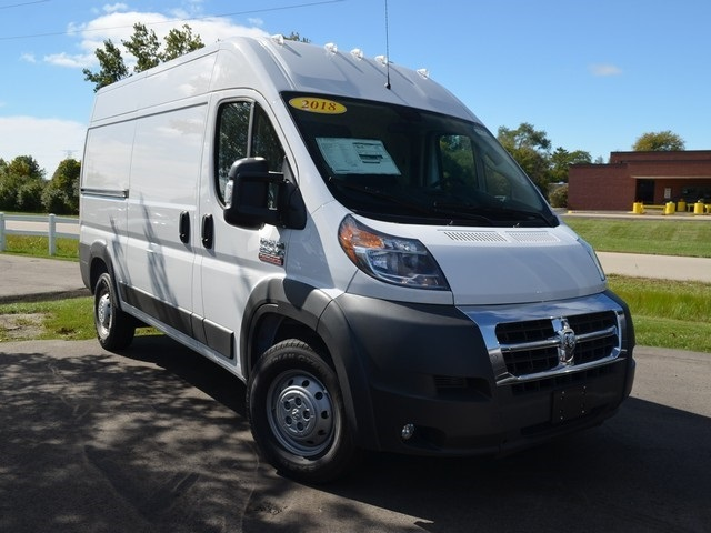 2018 ProMaster 2500 High Roof FWD,  Empty Cargo Van #M181490 - photo 4