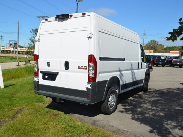 2018 ProMaster 2500 High Roof FWD,  Empty Cargo Van #M181490 - photo 7