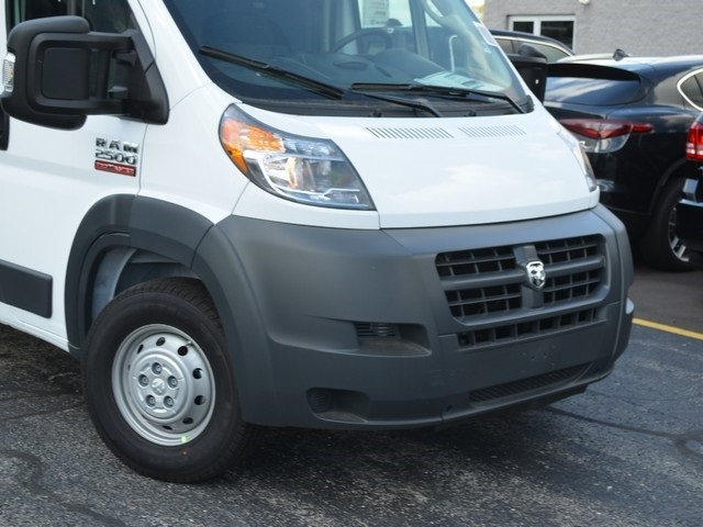 2018 ProMaster 2500 High Roof FWD,  Empty Cargo Van #M181500 - photo 3