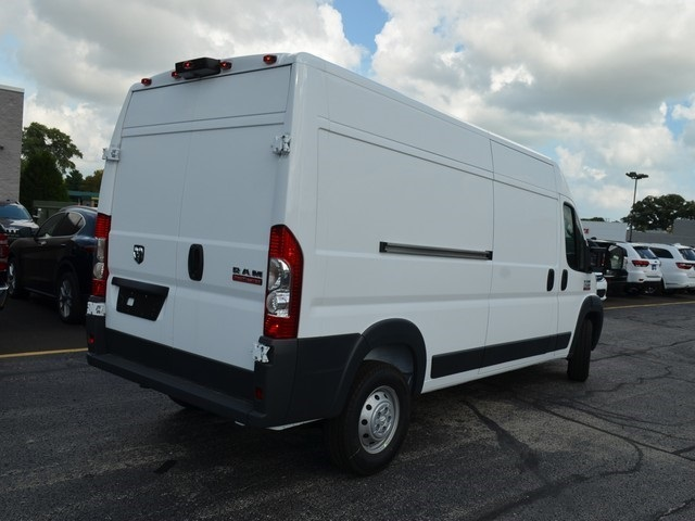 2018 ProMaster 2500 High Roof FWD,  Empty Cargo Van #M181500 - photo 7