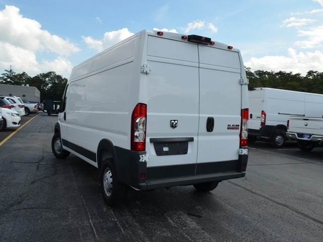 2018 ProMaster 2500 High Roof FWD,  Empty Cargo Van #M181500 - photo 9