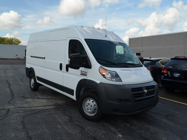 2018 ProMaster 2500 High Roof FWD,  Empty Cargo Van #M181500 - photo 10