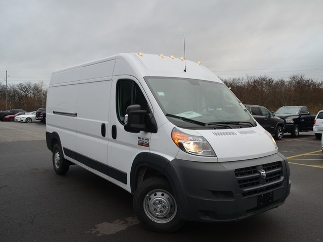 2018 ProMaster 2500 High Roof FWD,  Empty Cargo Van #M181593 - photo 8