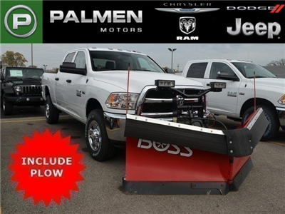 2018 Ram 2500 Crew Cab 4x4, Pickup #M18198 - photo 1