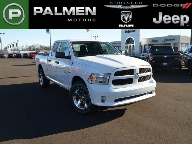 2018 Ram 1500 Quad Cab 4x4, Pickup #M18410 - photo 1