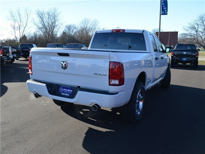 2018 Ram 1500 Quad Cab 4x4, Pickup #M18410 - photo 2