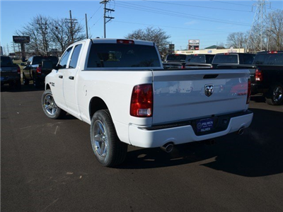 2018 Ram 1500 Quad Cab 4x4,  Pickup #M18410 - photo 6