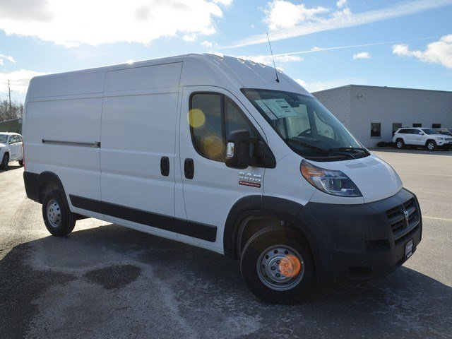 2018 ProMaster 2500 High Roof, Cargo Van #M18448 - photo 3