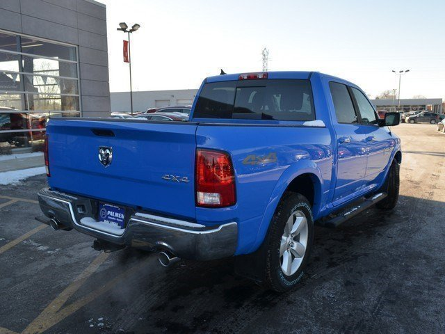 2018 Ram 1500 Crew Cab 4x4, Pickup #M18494 - photo 2