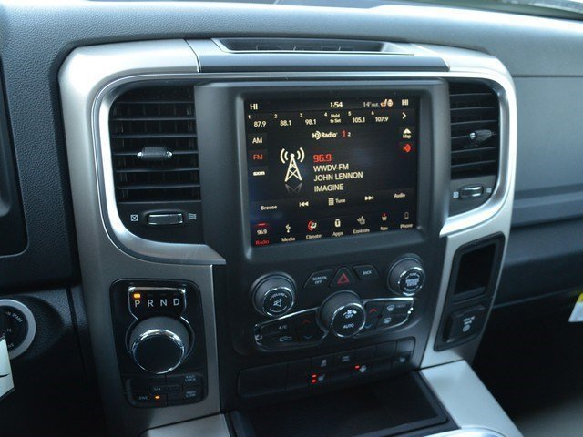 2018 Ram 1500 Crew Cab 4x4, Pickup #M18494 - photo 23