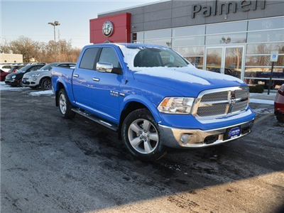 2018 Ram 1500 Crew Cab 4x4, Pickup #M18494 - photo 5
