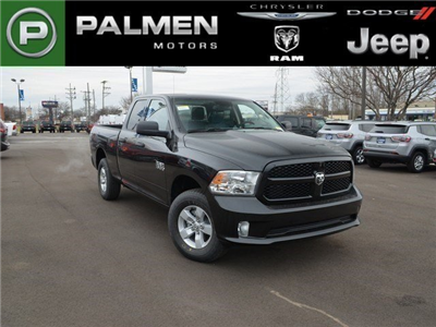2018 Ram 1500 Quad Cab 4x4,  Pickup #M18505 - photo 1