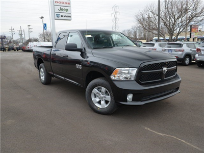 2018 Ram 1500 Quad Cab 4x4,  Pickup #M18505 - photo 4
