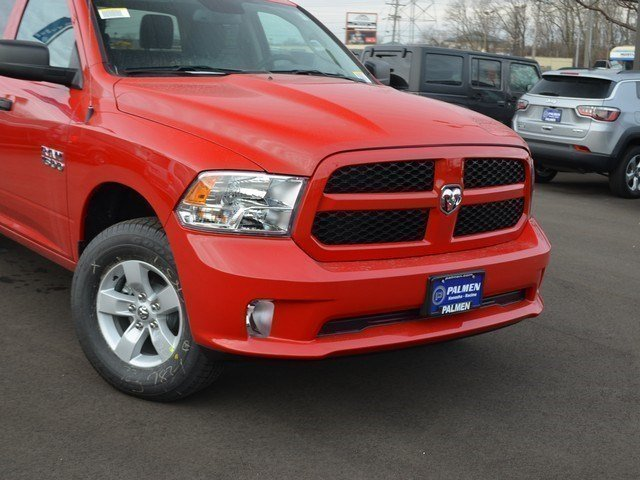2018 Ram 1500 Quad Cab 4x4, Pickup #M18508 - photo 3