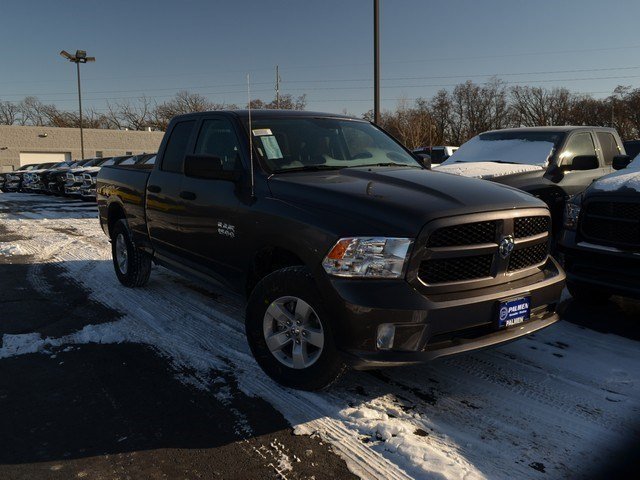 2018 Ram 1500 Quad Cab 4x4, Pickup #M18572 - photo 7