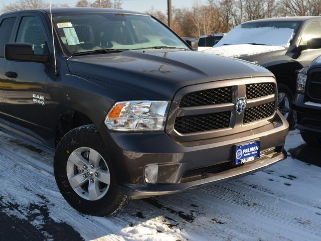 2018 Ram 1500 Quad Cab 4x4, Pickup #M18572 - photo 18