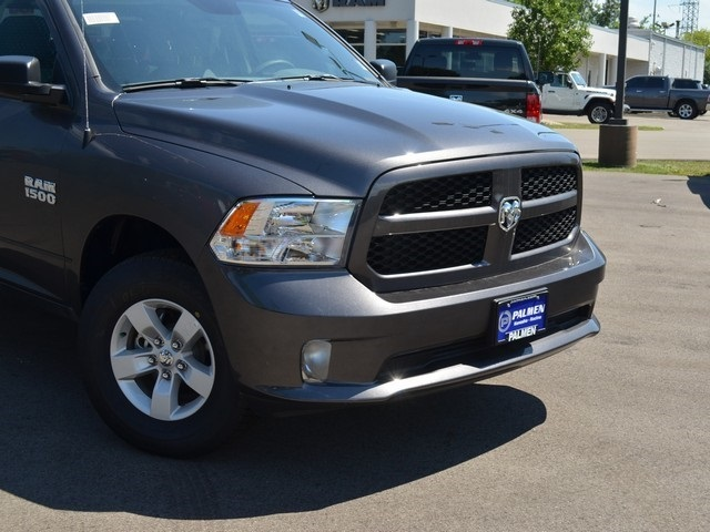 2018 Ram 1500 Quad Cab 4x4,  Pickup #M18572 - photo 3