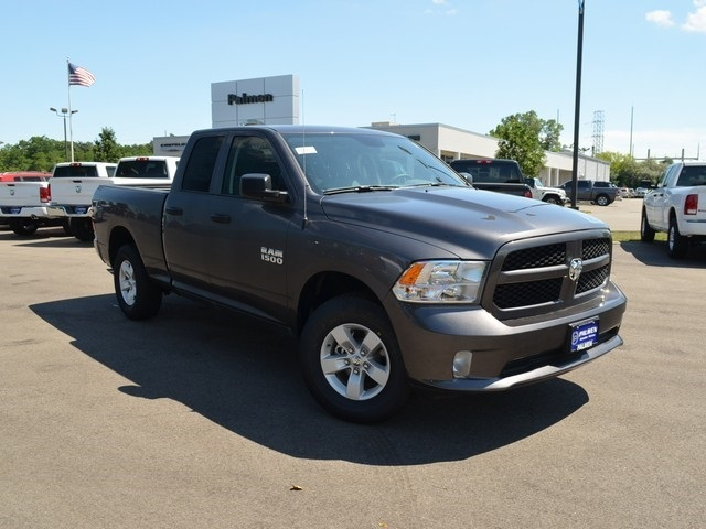 2018 Ram 1500 Quad Cab 4x4,  Pickup #M18572 - photo 25