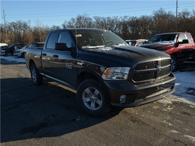 2018 Ram 1500 Quad Cab 4x4, Pickup #M18584 - photo 7