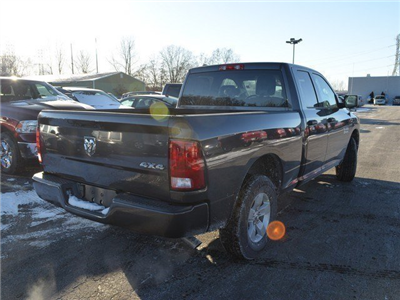 2018 Ram 1500 Quad Cab 4x4, Pickup #M18584 - photo 2