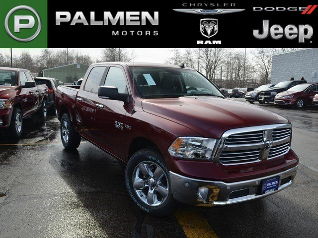 2018 Ram 1500 Crew Cab 4x4, Pickup #M18665 - photo 1