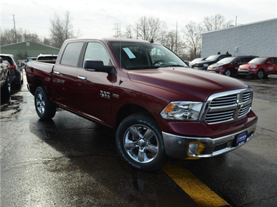2018 Ram 1500 Crew Cab 4x4, Pickup #M18665 - photo 12