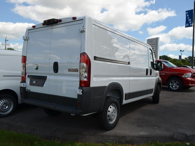 2018 ProMaster 1500 Standard Roof,  Empty Cargo Van #M18667 - photo 7