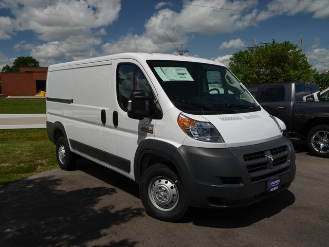 2018 ProMaster 1500 Standard Roof,  Empty Cargo Van #M18667 - photo 9