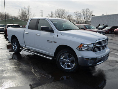 2018 Ram 1500 Quad Cab 4x4, Pickup #M18694 - photo 6