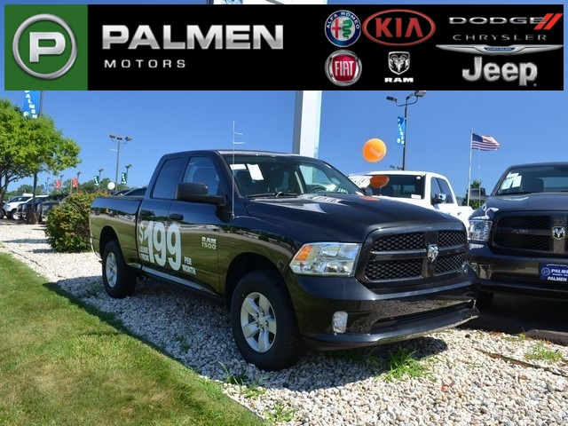 2018 Ram 1500 Quad Cab 4x4,  Pickup #M18728 - photo 1