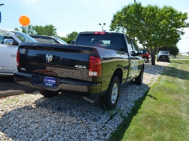 2018 Ram 1500 Quad Cab 4x4,  Pickup #M18728 - photo 6