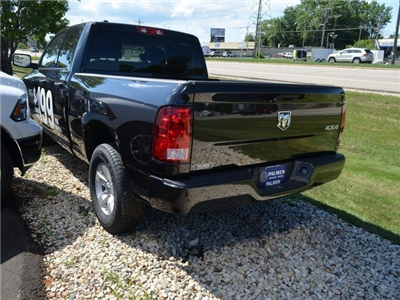 2018 Ram 1500 Quad Cab 4x4,  Pickup #M18728 - photo 7