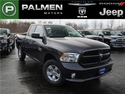 2018 Ram 1500 Quad Cab 4x4,  Pickup #M18731 - photo 1